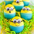Minyonos tojások