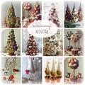 Minifák karácsonyra
