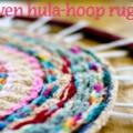 Hulahoppkarikás szőnyeg és barátai, avagy pólófonalas ötletek