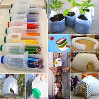 A Föld napja - újrahasznosítós ötletek