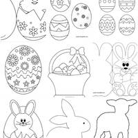 15 szuper húsvéti mintaív