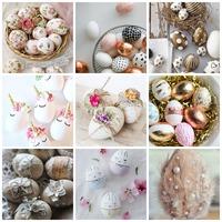 Színes, vidám tojásdíszítési technikák húsvétra
