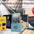 A Cser Kiadó akciója az Ünnepi Könyvhétre