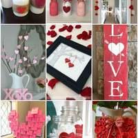 Szerelmes otthondíszek egyszerű alapanyagokból