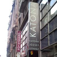 Jegyértékesítőt keres a Katona József Színház