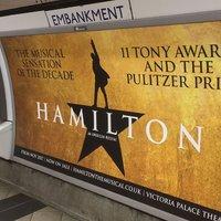 A Hamilton Londont is meghódítja