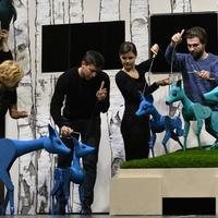 Bambi-bemutatóval indul az év a Budapest Bábszínházban