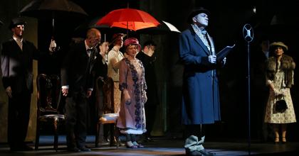 Kiosztották a Veszprémi Petőfi Színház társulati díjait