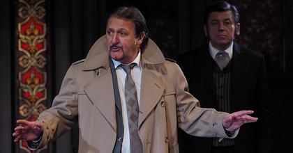 Szerednyey Béla ötven éve a színpadon