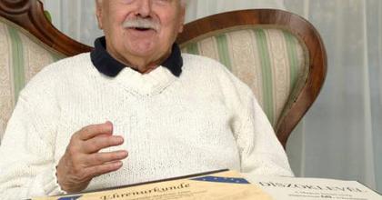 100 éve született Méhes György Kossuth-díjas író