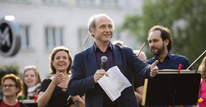 """Fischer Iván: """"Csak egészen kis részét szeretem a karmesteri munkának"""""""
