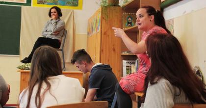 A hetedik égig - Színházi nevelési előadás az identitásváltásról