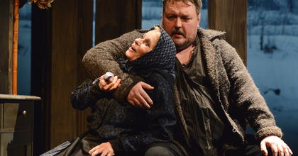 Esztergályos Cecília Móricz-darabban lép színpadra