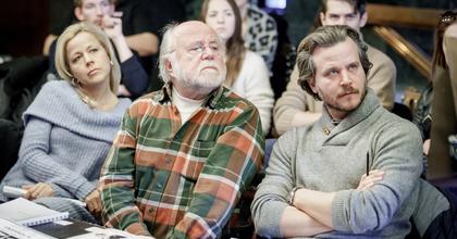 A fösvény – Három Haumann is játszik a Pesti Magyar Színház bemutatójában