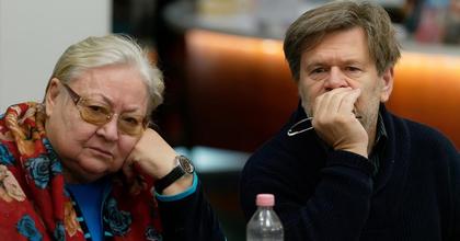 """Molnár Piroska: """"Minden számomra jó rendező a színészből indul ki"""""""