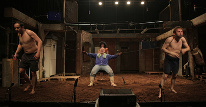 A Proton Színház Szégyen című előadása hetvenedszer