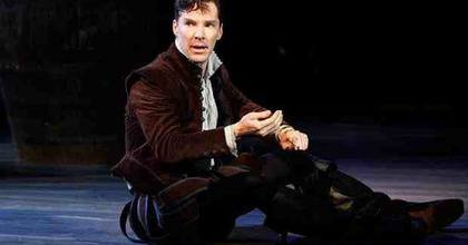 Eredeti helyére került Cumberbatch Hamlet monológja