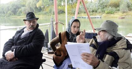 A fekete bojtár - Filmbemutató a Dunán Adorjáni Bálint főszereplésével