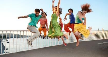 Intenzív nyári tánctanfolyamok