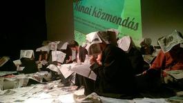 A TÁP Színház nyelvet ölt ránk a Trafóban