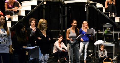 Nyílt próbát tart a debreceni színház a Magyar Dráma Napján