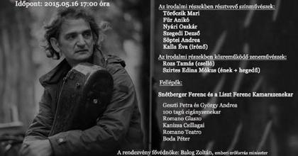 Az Auschwitzban fellázadt romákra emlékeznek a Nemzetiben