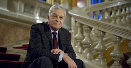 80 éves Mécs Károly színművész