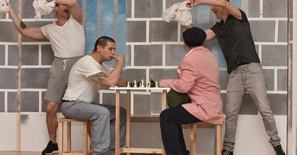 Szombathelyiek nyerték a Országos Börtönszínházi Találkozót