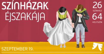 """Színházak Éjszakája 2015 - Közel 200 """"premier"""" 25 színházban"""