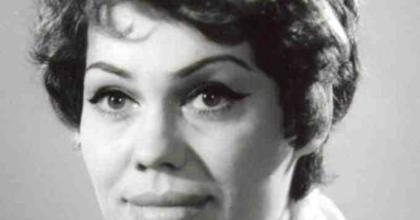 Elhunyt Sudlik Mária operaénekesnő