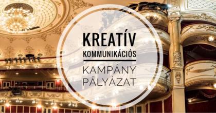 Kreatív kommunikációs kampány pályázatot hirdet a Vígszínház
