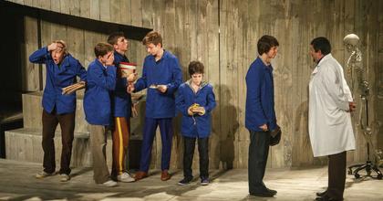 Gyereknapon látható utoljára a Pál utcai fiúk Marosvásárhelyen