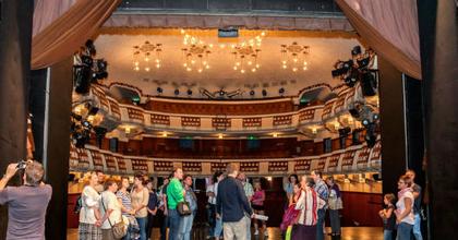 Teátrumi Színözön és nyílt nap a soproni színházban