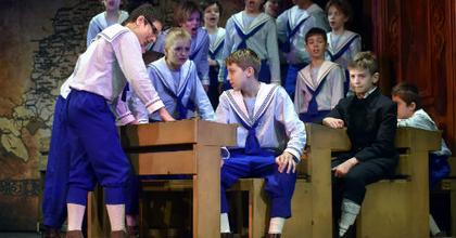 Gyerekszereplőket keres a Jókai Színház