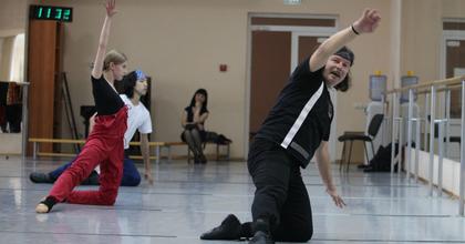 Táncos tervek a foci vébére - Szaranszkban jártak a soproniak