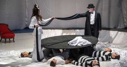 Hegymegi Máté rendezése is látható a Cirkuszfesztiválon