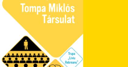 Ünnepi rendezvényekkel vár a 70 éves Tompa Miklós Társulat