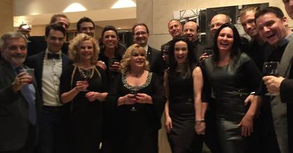 Nagy siker Tel-Avivban az Operettszínház vendégjátéka