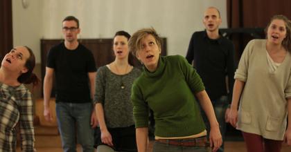 … és újjászület - Song-opera a MU-ban