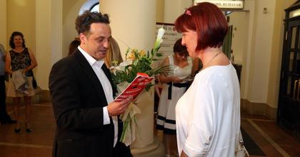 135 ezredik nézőjét köszöntötte a Miskolci Nemzeti Színház