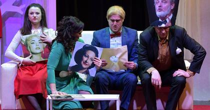Igazi 'Mr. Bean Show' – Réczei Tamás a Négyhangú opera bemutatójáról