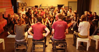 13 országban játszott idén az Osonó Színházműhely