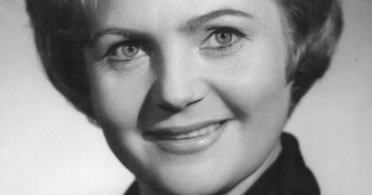 Elhunyt Zentai Anna színművésznő