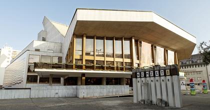 A Győri Nemzeti Színház átmenetileg az Olimpiai Sportparkba költözik