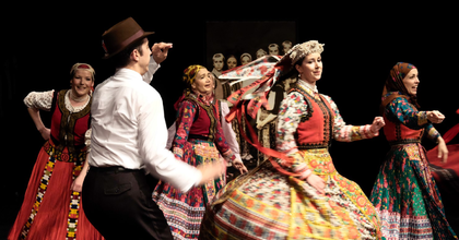 Októberben Nagyvárad lesz a néptánc fővárosa