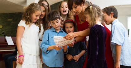 Újra zenés színházi tábor a Városmajorban! - Pápai Erika vezetésével