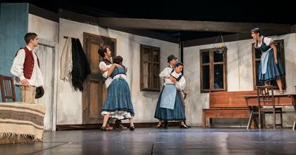 Zene, tánc és komédia a soproni színház ünnepi kínálatában
