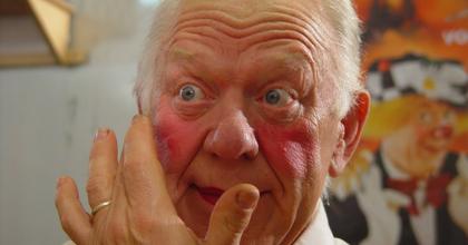 85 éves Oleg Popov, a világ egyik leghíresebb bohóca