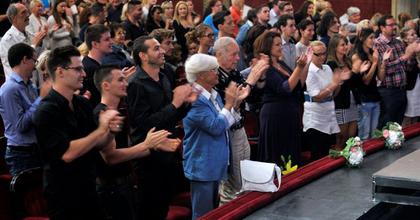 """""""Évadzárónyitót"""" tartottak az Operettben - Új játszóhellyel bővül a teátrum"""