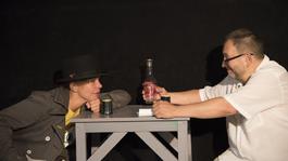 Fellini Országúton című filmjének színpadi változata a Spirit Színházban